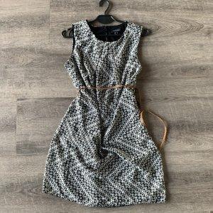 Sommerkleid schwarz weiß Gr. M