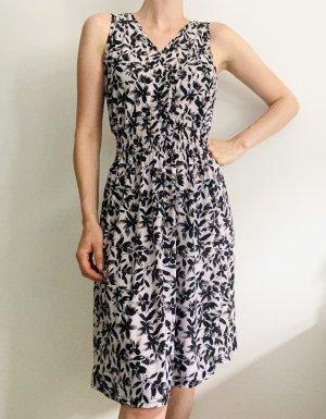 Sure Summer Dress black-white