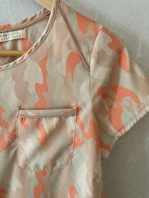 Cache & Cache Robe trapèze multicolore