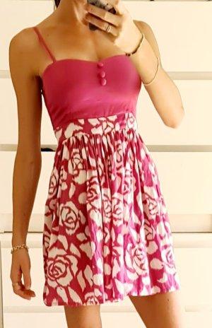 Sommerkleid sommer kleid Rosen boho Bohemian Hippie Ibiza