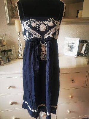 Accessorize Letnia sukienka ciemnoniebieski