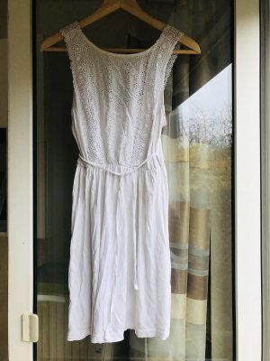 Atmosphere Jersey Dress white