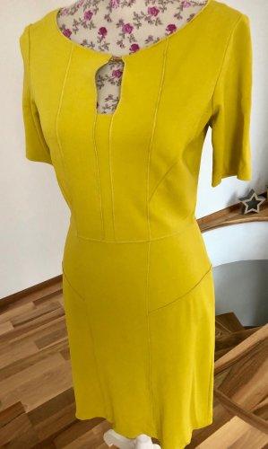 Blacky Dress Summer Dress dark yellow