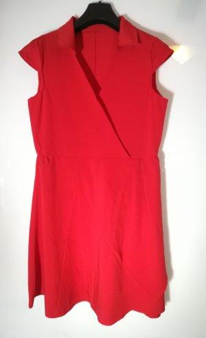 Vestito da spiaggia rosso