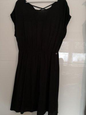 Tom Tailor Denim Shirt Dress black