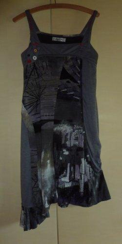 Sommerkleid, Trägerkleid,  Größe 40, Zipfelkleid, Patchwork