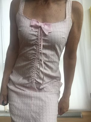 Sommerkleid, Trägerkleid ORWELL, rosé kariert, Gr. 34