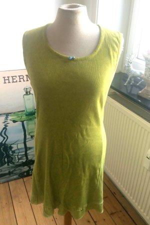 Sommerkleid Tunika von BOTTEGA  mit Steinchen, Gr S