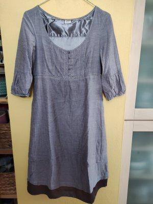 Esprit Empire Dress silver-colored