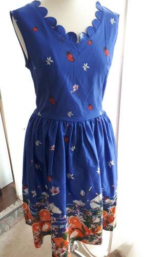 Sommerkleid Vintage Style Gr.38