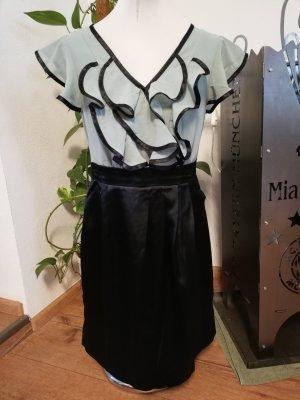Sommerkleid Volantkleid Gr. 40