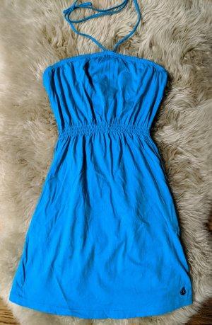 Volcom Robe courte bleu fluo