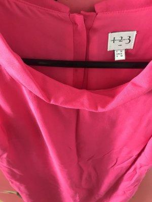 1.2.3 Paris Sukienka etui różowy-magenta