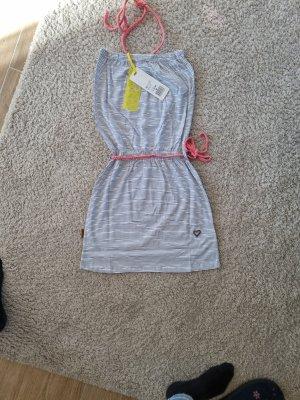 Alife & Kickin Summer Dress light grey