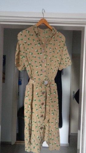 Sommerkleid von Amy Vermont Hemdblusenkleid gr.44