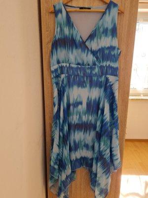 Aniston Selected Summer Dress light blue-baby blue