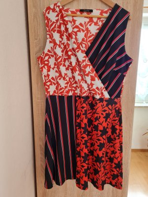 Aniston Selected Summer Dress black-red