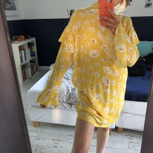 Custommade Blouse Dress multicolored