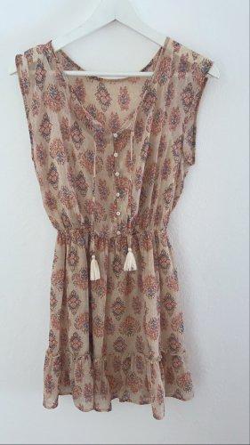 Sommerkleid von Hollister im Boho Style
