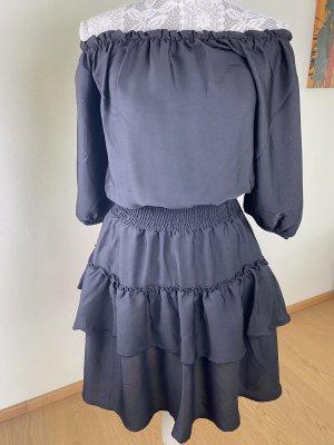 LeGer by Lena Gercke Sukienka z falbanami czarny