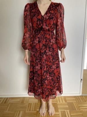 Sommerkleid von Mango, Gr. XS, einmal getragen