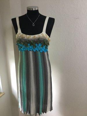 Missoni Vestido línea A multicolor
