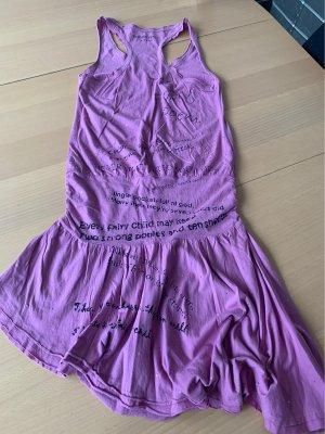 Patricia Pepe Shirt Dress violet