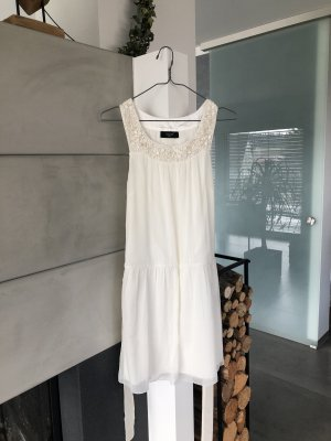 Sisters point Summer Dress white