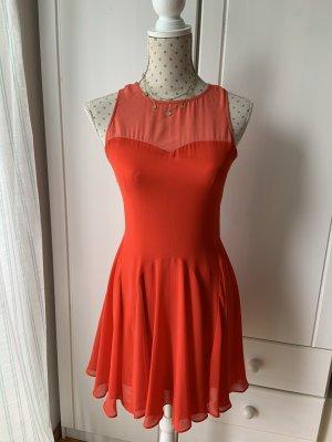 Sportsgirl Summer Dress bright red-red