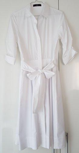Steffen Schraut Abito blusa camicia bianco Cotone
