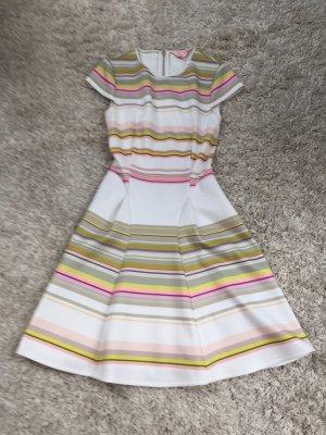 Sommerkleid von Ted baker London Gr. 34 in einer schönen Farbzusammenstellung