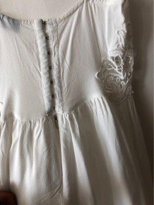 Sommerkleid von Topshop in weiß