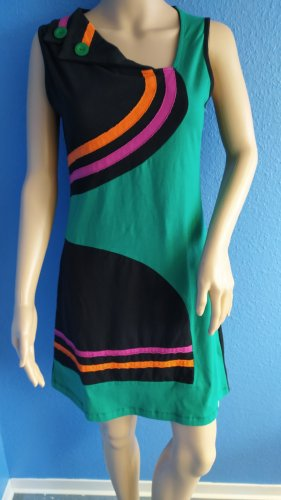 Cargo Dress multicolored cotton