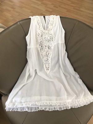 Sommerkleid von TwinSet weiß
