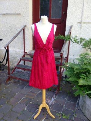 Sommerkleid von Velvet, pink, Gr. M - gut!