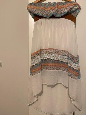 Colloseum Beach Dress multicolored