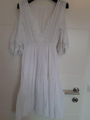 Sommerkleid weiß NEU