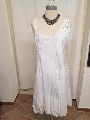 Sommerkleid weiß von Francois Girbaud Größe 40