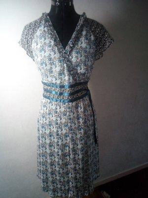 Sommerkleid Wickeloptik