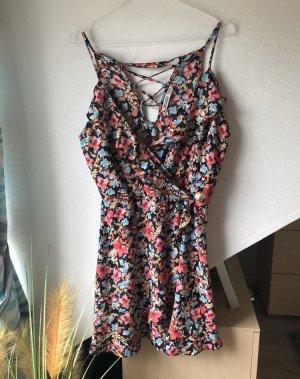 Zara Vestito da spiaggia multicolore