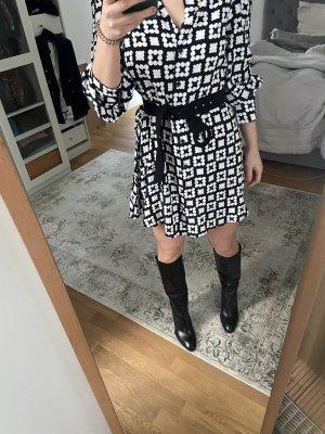 Zara Vestido de Verano blanco