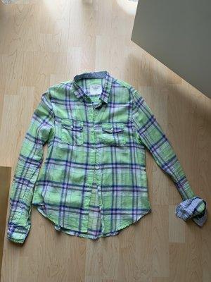 Sommerliche Bluse Hemd von Abercrombie & Fitch Gr. S