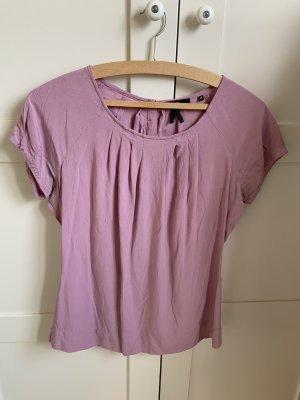 sommerliche Bluse von Zero, Gr. 34, lila