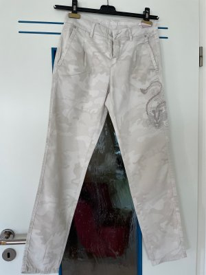 Rosner Chinos natural white-oatmeal