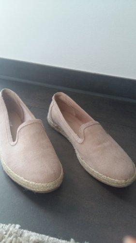 Graceland Wingtip Shoes dusky pink-pink