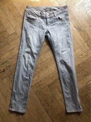 edc Slim jeans lichtgrijs