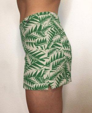 sommerliche High Waist Shorts von Zara