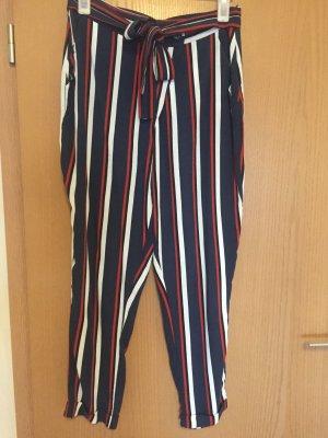 Sommerliche Hose mit Bündelung von Zabaione, size S