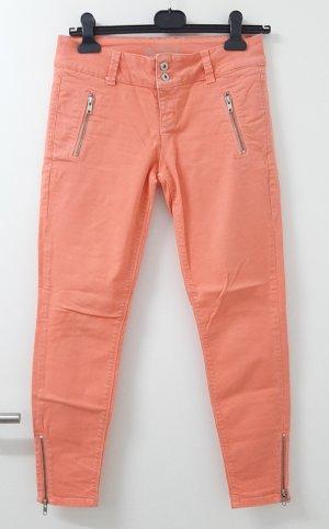 Sommerliche Jeans von Tom Tailor Jona Gr. 28 apricot