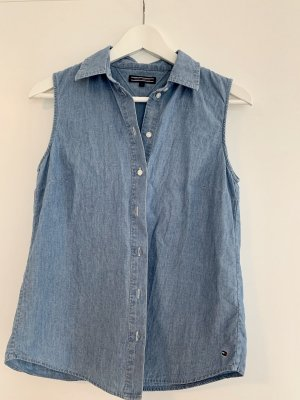 Sommerliche Jeansbluse Tommy Hilfiger